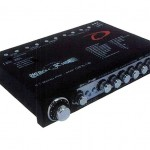 AMERICA SOUND CS 5.1B BAND PARAMETRIC PRE-AMP