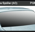 BMW-E39 97-03 GLASS SPOLIER AC (PUM20)