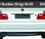 BMW-E46 00-05 REAR BUMPER WITH PANEL SMG (B0861)