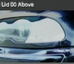 BMW-E46 00-ABOVE EYE LID