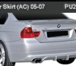 BMW-E90 05-07 REAR SKIRT AC (PU2379)