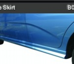 CHEVROLET-AVEO SIDE SKIRT (B0772)