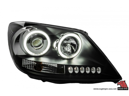 EAGLE EYES AUTO LAMPS TOYOTA FORTUNER PROJECTOR HEAD LAMP HL-062-1