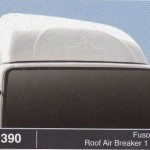 FUSO LORRY 12 ROOF AIR BREAKER 1 TON (B1390)