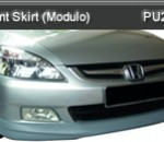 HONDA ACCORD 04-05 FRONT SKIRT MODULO (PU2057)