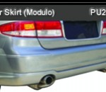 HONDA ACCORD 04-05 REAR SKIRT MODULO (PU2094)