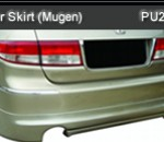 HONDA ACCORD 04-07 REAR SKIRT MUGEN (PU2019)
