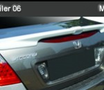 HONDA ACCORD 06-07 SPOILER (M214)