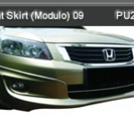 HONDA ACCORD 09 FRONT SKIRT MODULO (PU2228)