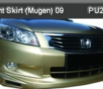 HONDA ACCORD 09 FRONT SKIRT MUGEN (PU2219)