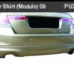HONDA ACCORD 09 REAR SKIRT MODULO (PU2230)
