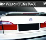 HONDA ACCORD 99-03 SPOILER WITH LED OEM (M091)