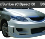 HONDA CITY 06 FRONT BUMPER CHARGE SPEED (B0947)