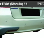 HONDA INSIGHT 11 REAR SKIRT MODULO (PU2390)