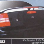 KIA SPECTRA KIA SEPHIA SPOILER WITH LED (M083)