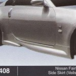 NISSAN FAIRLADY SIDE SKIRT VEILSIDE (B1408)