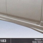 NISSAN IMPUL SIDE SKIRT OEM (B1183)