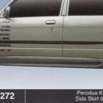 PERODUA KELISA SIDE SKIRT MINI (B1272)