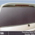 PERODUA NEW KANCIL SPOILER WITH LED (M156)