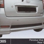 PERODUA VIVA ELITE REAR V-LIP (B1305)