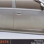 PERODUA VIVA SIDE SKIRT WALD (PU2174)