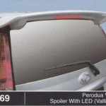 PERODUA VIVA SPOILER WITH LED VALLIANT (M269)