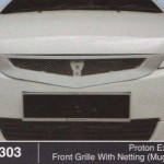 PROTON EXORA FRONT GRILLE WITH NETTING MUGEN (B1303)