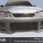 PROTON GEN 2 FRONT BUMPER CHARGE SPEED-2 (B1126)