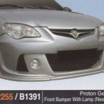 PROTON GEN 2 FRONT BUMPER WITH LAMP NEO R3 (PU2255)