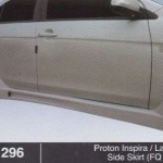 PROTON INSPIRA SIDE SKIRT FQ400 (B1296)