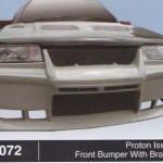 PROTON ISWARA FRONT BUMPER WITH BRACKER (B1072)