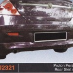 PROTON PERSONA REAR SKIRT R3 (PU2321)