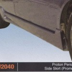 PROTON PERSONA SIDE SKIRT PROMOTE (PU2040)