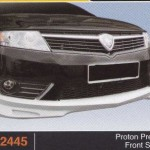 PROTON PREVE FRONT SKIRT (PU2445)