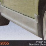 PROTON SAVVY SIDE SKIRT PROMOTE (PU2055)