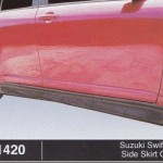 SUZUKI SWIFT 08 SIDE SKIRT OEM (B1420)