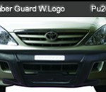 TOYOTA AVANZA BUMPER GUARD WITH LOGO (PU2006)