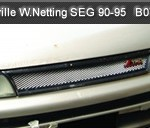 TOYOTA COROLLA FRONT GRILLE WITH NETTING SEG (B0778)