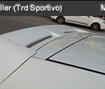 TOYOTA PRIUS C SPOILER WITH LED (M386)