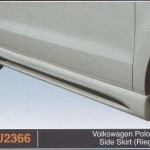 VOLKSWAGEN POLO TSI SIDE SKIRT RIEGER (PU2366)
