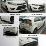 proton iriz fullset body kit 2016