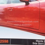 MAZDA 3 2014 SIDE SKIRT OEM (PU2598)