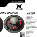 "AUDIO VIDEO MACHINE 6"" DUAL CONE SPEAKER"