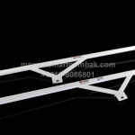PERODUA MYVI 1.3 SIDE LOWER BAR / SIDE FLOOR BAR