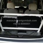 PERODUA MYVI 1.0 REAR STRUT BAR / REAR TOWER BAR