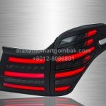 Alphard LED Light Bar Tail Lamp