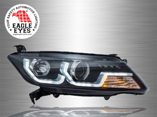 Honda City Projector LED Light Bar Head Lamp