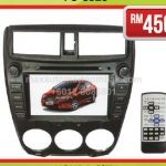 "HONDA CITY 8"" PS-9106G"