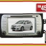 "SUZUKI SWIFT 7"" SX-4 2009 PS-6830G"