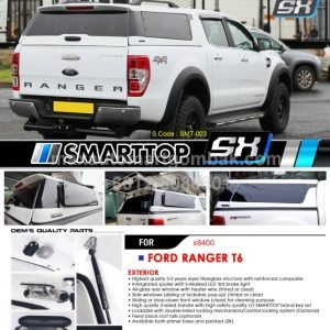 Smarttop Ford Ranger T6